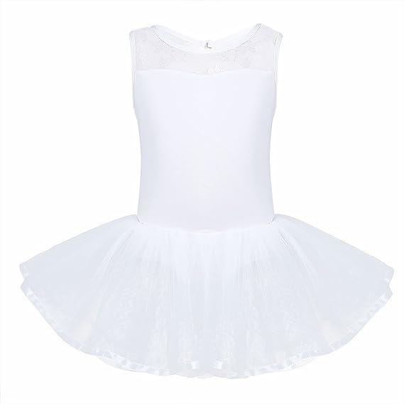 38b8d5869 iiniim Girls Tutu Ballet Leotards Dance Dress Little Girls ...