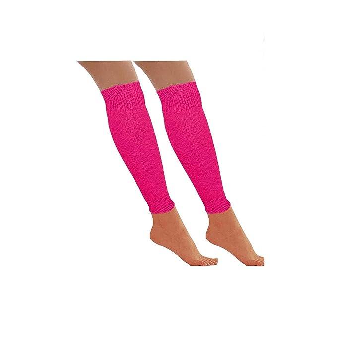 80s Sweatbands and Leg Warmers Workout Set