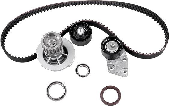 Amazon.com: ECCPP Timing Belt Water Pump Kit Fits for 2004-2008 Chevrolet  AVEO AVEO5 TBK335 1.6L DOHC L4 16V VIN 6 E-TEC II: Automotive | Chevrolet Timing Belt |  | Amazon.com