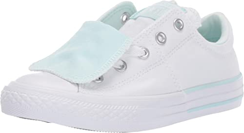 Converse Kids' Chuck Taylor All Star Maddie Signature Slip on Sneaker