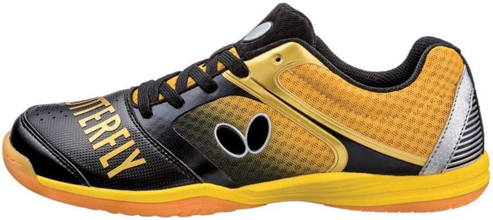 Zapatillas de tenis de mesa Butterfly Groovy - 8088, Size 8.5 ...