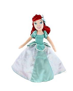 Disney Ariel Aurora réversible en peluche poupée New par Disney