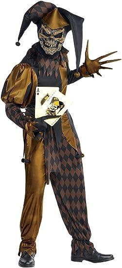 Amscan International Disfraz de Joker diabólico para Hombres en ...