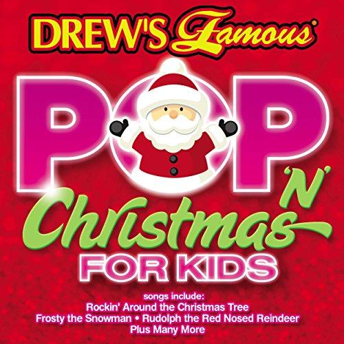 Drew's Famous Pop 'N Christmas Songs For Kids (Pop Cd N Music)