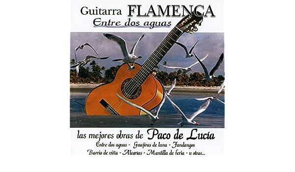 Entre Dos Aguas (Flamenco Guitar Version) de Guitarra Juan de la ...