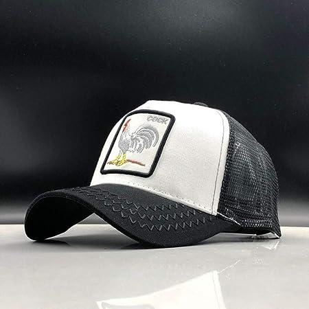 kyprx Gorras de béisbol para Mujer Gorras de béisbol Bordadas de ...