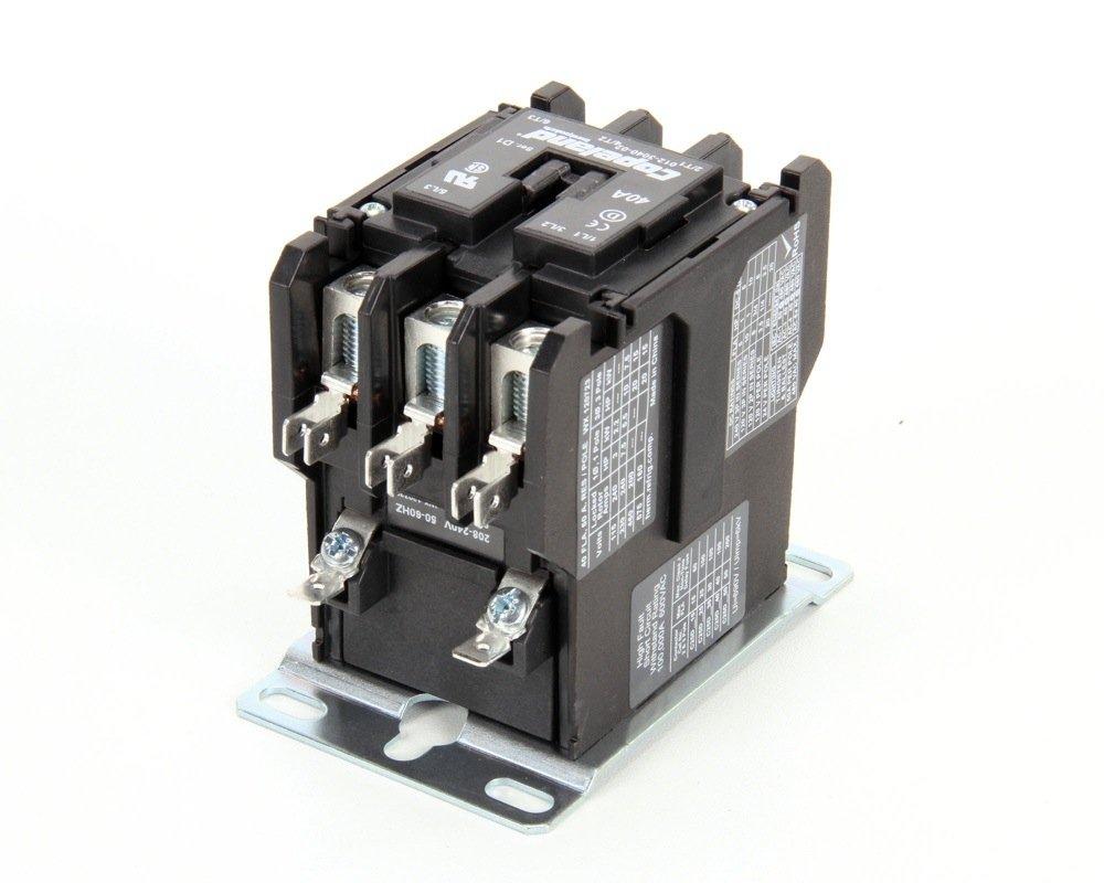 Copeland 912-3040-02 208V 3-Pole 40-Amp Contactor