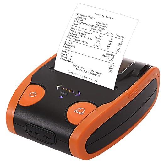 Pegatinas de la Impresora térmica, Portátil Bluetooth de ...