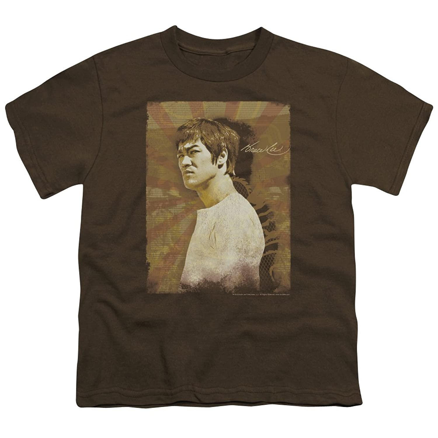 Bruce Lee - Youth Anger T-Shirt