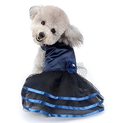 SELMAI Pet Retro Formal Dress