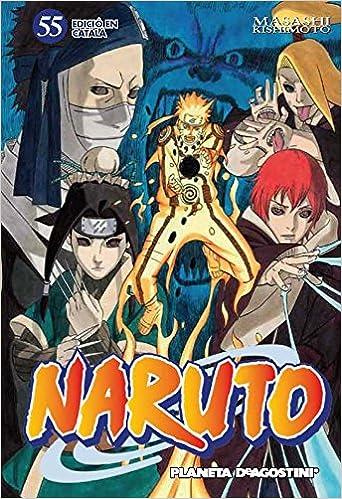 Naruto Català nº 55/72: Amazon.es: Masashi Kishimoto, Daruma ...