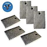 HQRP 6-pack Filter for Bionaire BCM4600 BCM4655 BCM4655-CN BCM7203 BCM7203RC BCM7204 BCM7205 BCM7207 Humidifier + HQRP Coaster