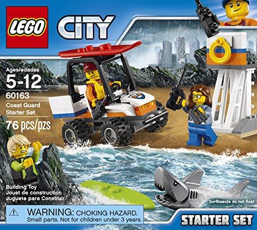Coast Guard Starter 60163 Building Kit