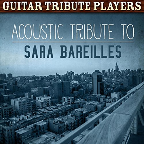 Get over: sara bareilles gonna get over you.