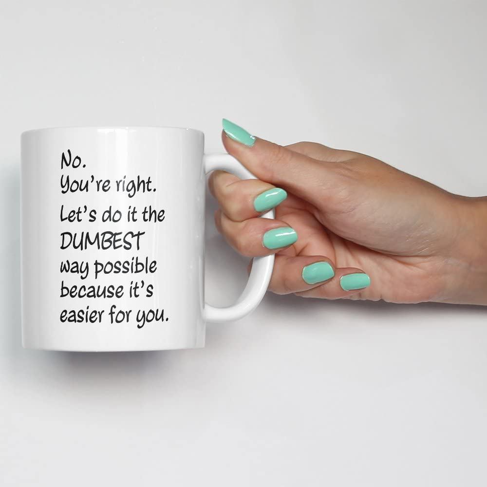 Details about  /Coffee Cup Mug Travel I Am Wyatt Let/'s Just Assume I/'m Never Wrong Always Right