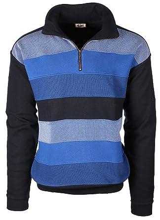 wind sportswear Herren Sweat Troyer