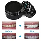 Amazon Price History for:Creazy Teeth Whitening Powder Natural Organic Activated Charcoal Bamboo Toothpaste