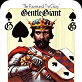 The Power And The Glory (Mixed By Steven Wilson) [CD/DVD Combo][Deluxe Edition] by Gentle Giant (2014-05-04)