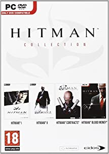 Hitman Collection: Video Games - Amazon com