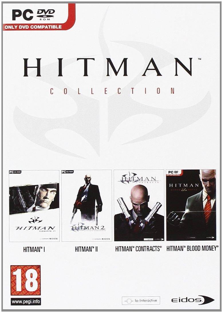 Amazon Com Hitman Collection Video Games
