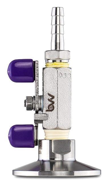 BVV Triclamp//Tri Clover T Size 1 Tri-Clamp-1 Tri-Clamp