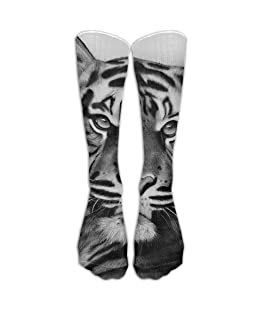 Perfect Gifts - Cool Tiger King Print Stockings Breathable Ski Socks Long Tube Socks For Women Teens Girls Unisex
