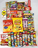 Assorted Japanese Junk Food Snack ''Dagashi'' NT6000021