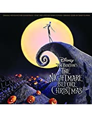 The Nightmare Before Christmas (Original Motion Picture Soundtrack) (Vinyl)