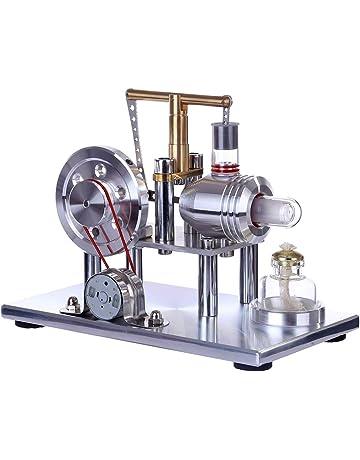 Maquetas de máquinas de vapor | Amazon.es