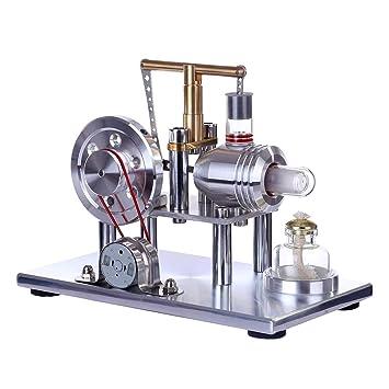 Verbrennungsmotor Modell Stirlingmotor Bausatz Sterling Engine