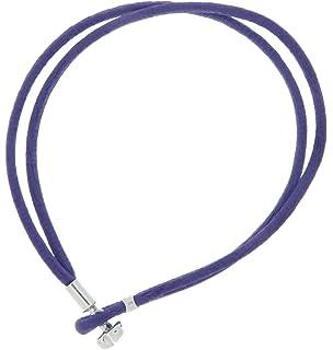 1853698dc Pandora Cord Bracelet 590749CPH-S1 Woman Silver: Amazon.co.uk ...