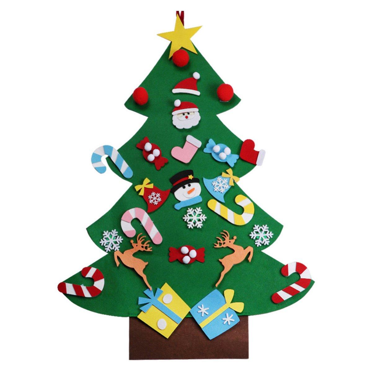 Arbol de navidad con fotos rbol de navidad de nocilla - Albol de navidad ...