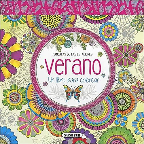 Un libro para colorear Mandalas