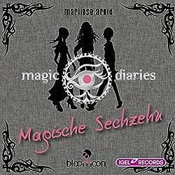 Magische Sechzehn (Magic Diaries 1)