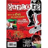 New Century Version - NCV - Explorer - Tween Biblezine For Boys: Magazine Format