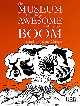 The Museum of All Things Awesome and that Go Boom (English Edition) de [Liu, Ken, Richardson, Leonard, Luce, Kelly, Pflug, Ursula, Satifka, Erica, Oltion, Jerry, Nagamatsu, Sequoia, Fortmeyer, Kendra, Comer, Jim]