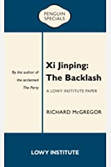 Xi Jinping: The Backlash (Penguin Specials) Kindle Edition