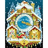 Christmas Cuckoo Clock Advent Calendar with Spinner (Countdown to Christmas)