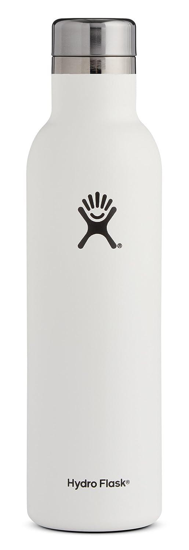 【大放出セール】 Hydro Flask 25 Hydro oz二重壁真空断熱ステンレススチールLeak ProofワインボトルBPAフリーキャップ 25 25 B07947Y94W oz (749 ml) Standard Mouth ホワイト B07947Y94W, セラグン:c8a4dd24 --- a0267596.xsph.ru