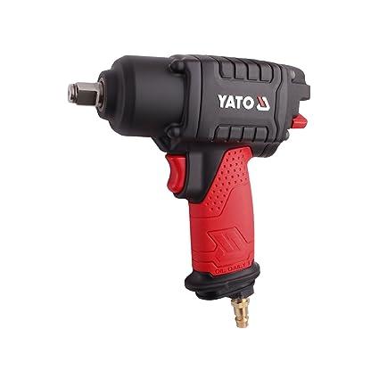 YATO YT-09505 - doble llave de impacto del martillo de mini 1/2