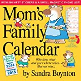 Mom's Family Calendar 2015