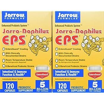 Jarrow Formulas Jarro-dophilus + Eps(2 PACK) 240 capsules