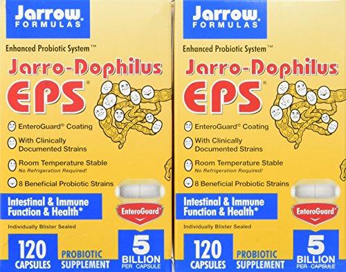 Jarrow Formulas Jarro-dophilus + Eps  (2 PACK) 240 capsules Review