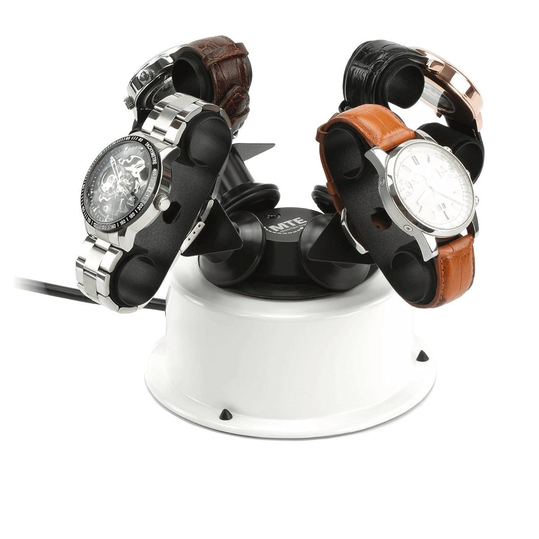 MTE Uhrenbeweger WTS 4 POP WHITE fÜr 4 Armbanduhren
