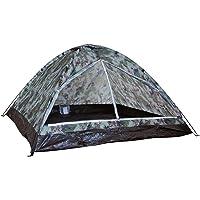 Andoutdoor Monodome Camo Kamp Çadırı, Kamuflaj