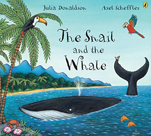 The Snail and the Whale (The Old Man And The Sea Pages)