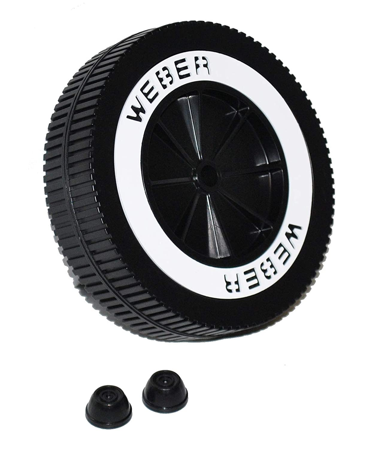 """Weber # 65930 6"""" Replacement Wheel For Charcoal Grills,"""