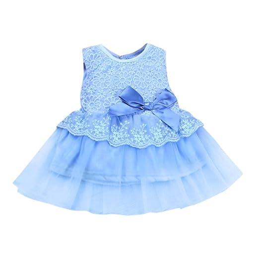 4b8ce466f4907 Amazon.com: Minisoya Newborn Infant Baby Girls Tulle Tutu Princess ...