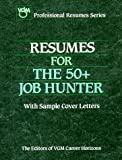 Resumes for First Time Job Hunter, VGM Career Books Staff, 0844243892