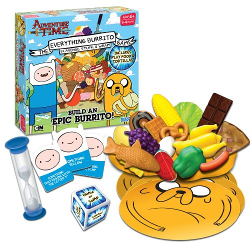 Adventure Time Everything Burrito Game